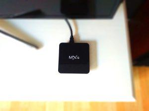 Box Android MXP Plus