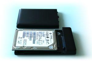 Test boitier disque dur SATA USB 3.0 Orico 2588US3 - 07