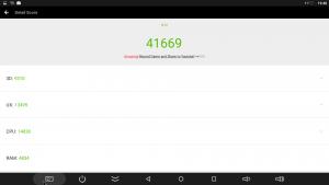 Test box Android Bqeel K12 - interface-004