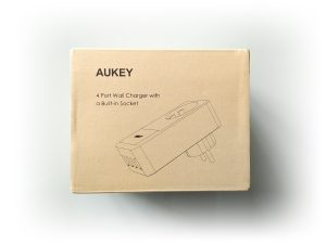 Test chargeur 4 ports USB Aukey PA-S12 - 001