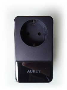 Test chargeur 4 ports USB Aukey PA-S12 - 003