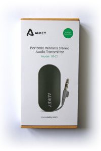 Émetteur Bluetooth Aukey BT-C1, test - 05
