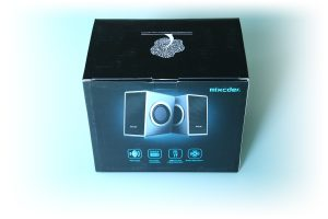 Test enceintes PC USB Mixcder MSH169 - 01