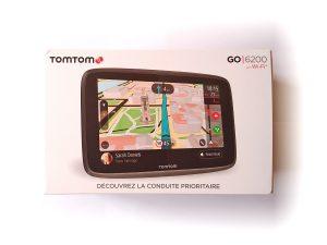 Test du Tomtom Go 6200 - 001