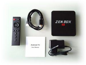 Test box Android avec 3Go de RAM 007
