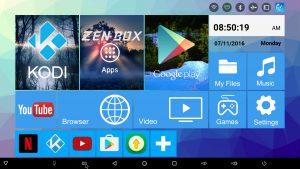 Benchmarks box Android avec 3Go de RAM 001