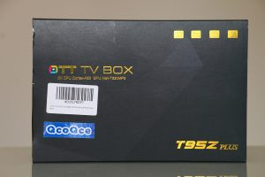 Box Android T95Z Plus - Test - 01