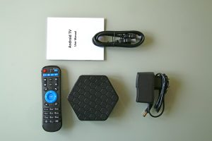 Box Android T95Z Plus - Test - 02