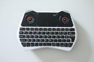Test clavier sans fil Rii Mini i28 -03