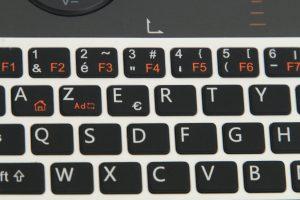 Test clavier sans fil Rii Mini i28 -10