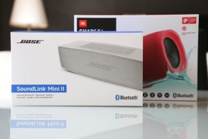 Test de l'enceinte Bluetooth Bose Soundlink Mini II - 25