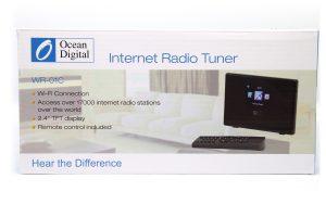 Test Ocean Digital WR01C - 01