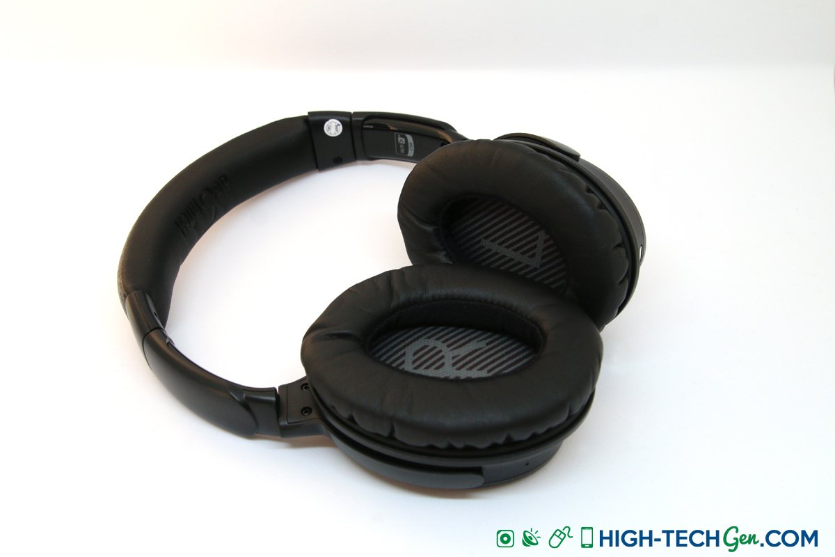 casque audio avec annulation active des bruits ambiants ideausa v201