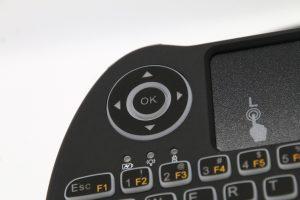 Test clavier sans fil rétro-éclairé Seguro T9B - 07