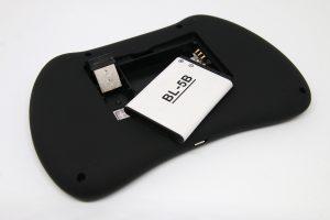 Test clavier sans fil rétro-éclairé Seguro T9B - 12