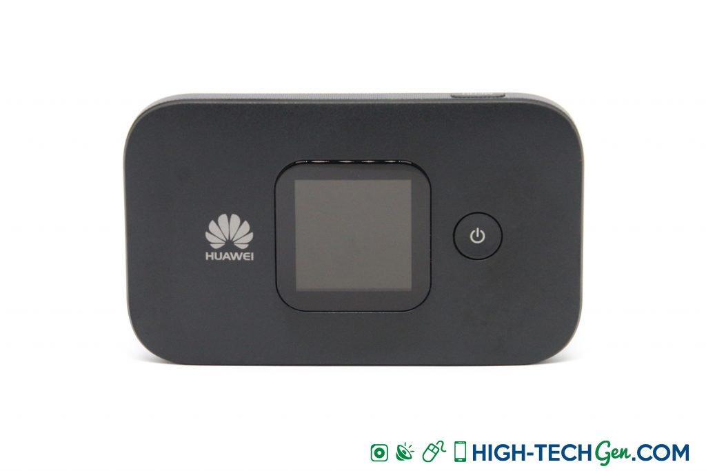 Test du Huawei E5577C modem hotspot 4G - 01