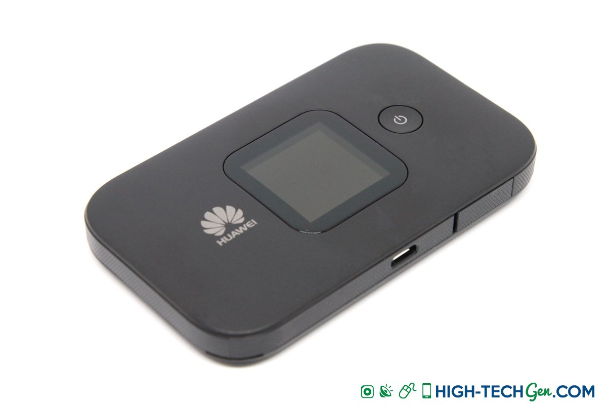 how to turn on hotspot on huawei