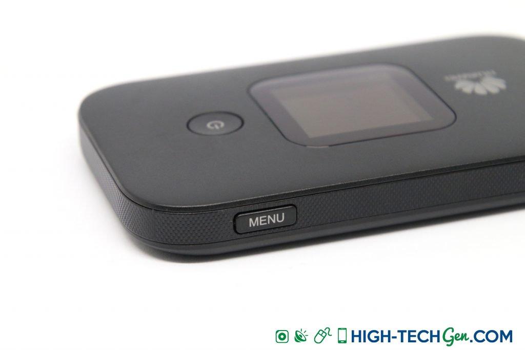 Test du Huawei E5577C modem hotspot 4G - 04