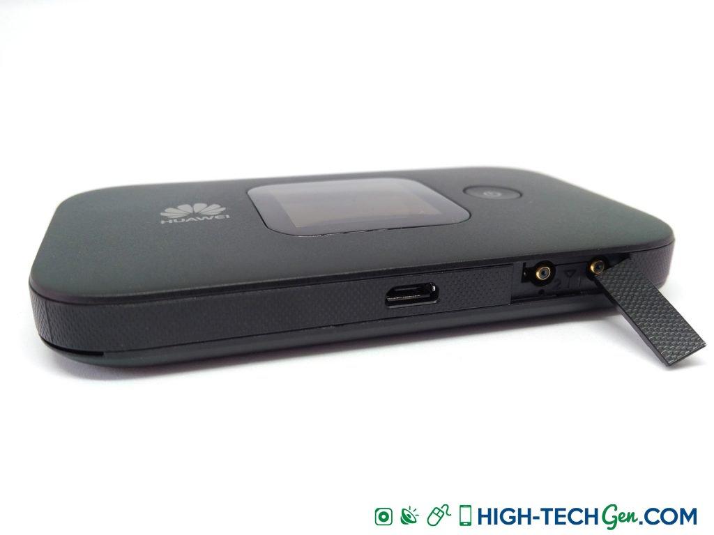 Test du Huawei E5577C modem hotspot 4G - 05