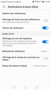 Test Huawei P8 Lite 2017 - EMUI-08