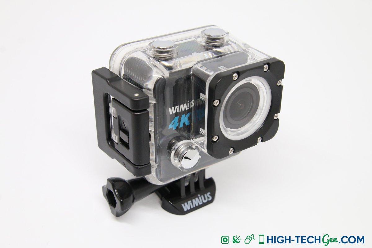 Test Wimius L1 : La captation en 4K qui tient dans la main
