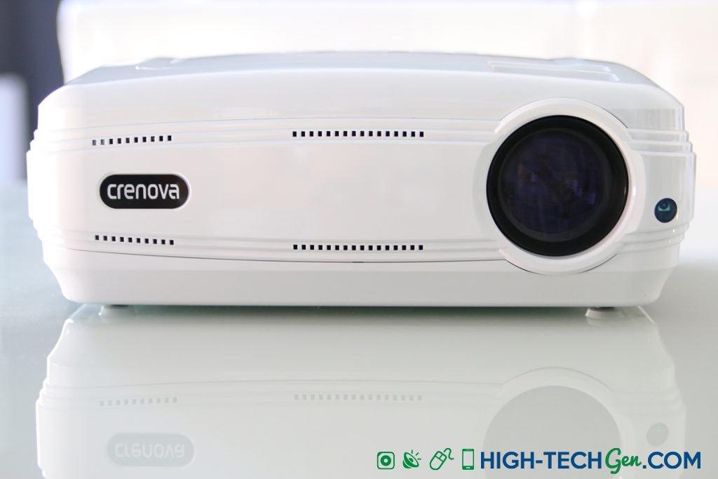 Test du vidéo projecteur LED Crenova BL98 (XPE680 HD) - 06