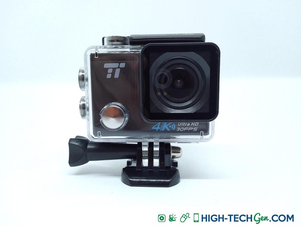 Test action cam TaoTronics TT-VD001