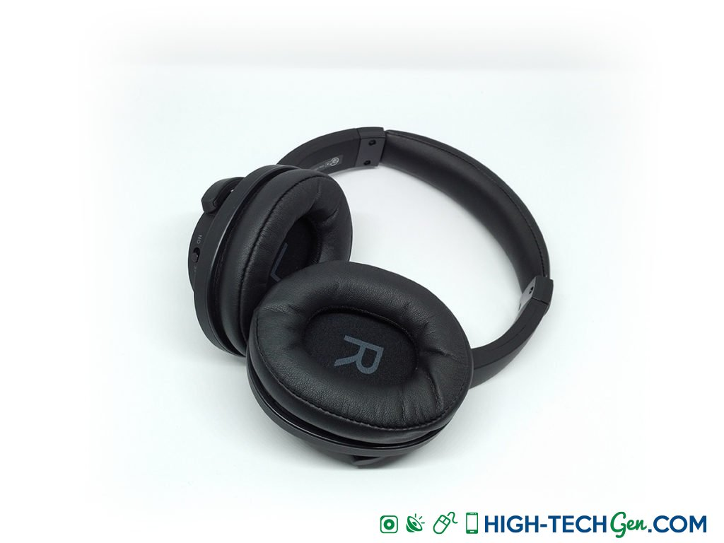 Test du casque audio Bluetooth Mpow H6 : Casque à annulation active des bruits ambiants pas cher