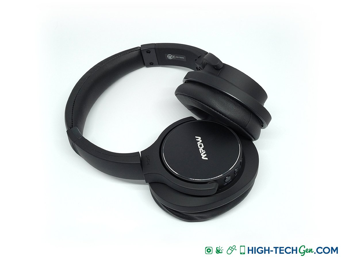 Test du casque audio Bluetooth Mpow H6 :