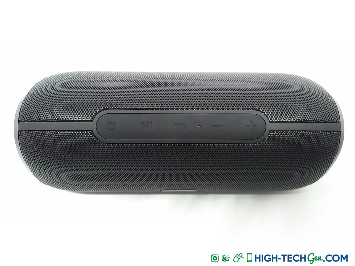 test de l 39 enceinte bluetooth vava voom 24 design unique et splashproof. Black Bedroom Furniture Sets. Home Design Ideas