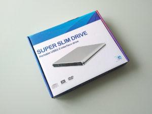 Test graveur Blu Ray externe UJ272 Topelek