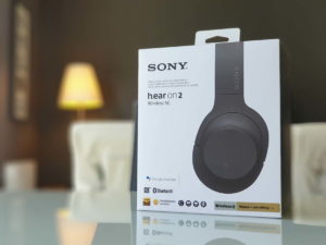 Test en français du Sony H.ear On 2 WH-H900N